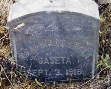 GARSETA, NICA / NIC A. - Yavapai County, Arizona | NICA / NIC A. GARSETA - Arizona Gravestone Photos