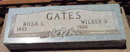 GATES, WILBER B. - Yavapai County, Arizona | WILBER B. GATES - Arizona Gravestone Photos