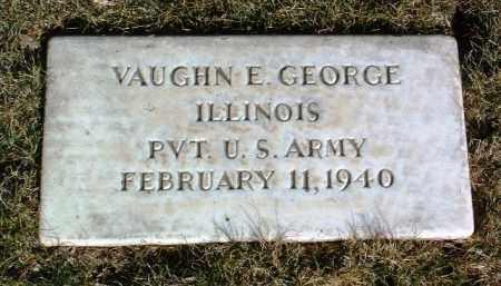 GEORGE, VAUGHN E. - Yavapai County, Arizona   VAUGHN E. GEORGE - Arizona Gravestone Photos