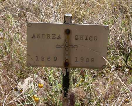 GHIGO, ANDREA - Yavapai County, Arizona | ANDREA GHIGO - Arizona Gravestone Photos