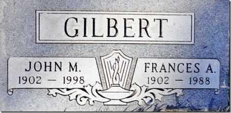 GILBERT, JOHN M. - Yavapai County, Arizona | JOHN M. GILBERT - Arizona Gravestone Photos