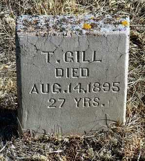 GILL, THOMAS - Yavapai County, Arizona | THOMAS GILL - Arizona Gravestone Photos