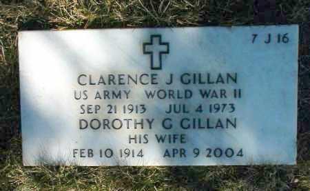 GILLAN, DOROTHY G. - Yavapai County, Arizona | DOROTHY G. GILLAN - Arizona Gravestone Photos