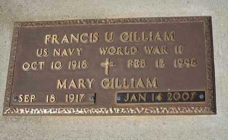 KENNEL GILLIAM, MARY E. - Yavapai County, Arizona | MARY E. KENNEL GILLIAM - Arizona Gravestone Photos