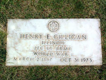 GILLIGAN, HENRY E. - Yavapai County, Arizona | HENRY E. GILLIGAN - Arizona Gravestone Photos