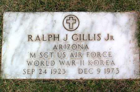 GILLIS, RALPH JESSE, JR. - Yavapai County, Arizona | RALPH JESSE, JR. GILLIS - Arizona Gravestone Photos