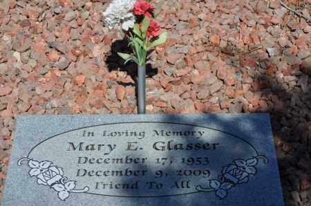 GLASSER BENSON, MARY E. - Yavapai County, Arizona | MARY E. GLASSER BENSON - Arizona Gravestone Photos