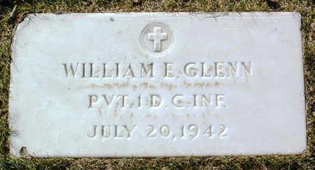 GLENN, WILLIAM EUGENE - Yavapai County, Arizona | WILLIAM EUGENE GLENN - Arizona Gravestone Photos