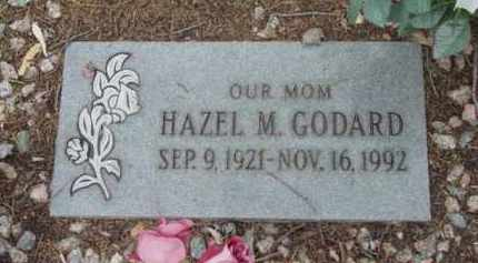 HOLLOWWA GODARD, HAZEL MARGA - Yavapai County, Arizona   HAZEL MARGA HOLLOWWA GODARD - Arizona Gravestone Photos