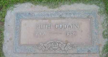 GODWIN, FRANCES RUTH - Yavapai County, Arizona   FRANCES RUTH GODWIN - Arizona Gravestone Photos