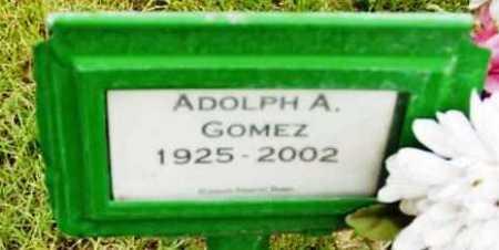 GOMEZ, ADOLPH A. - Yavapai County, Arizona   ADOLPH A. GOMEZ - Arizona Gravestone Photos