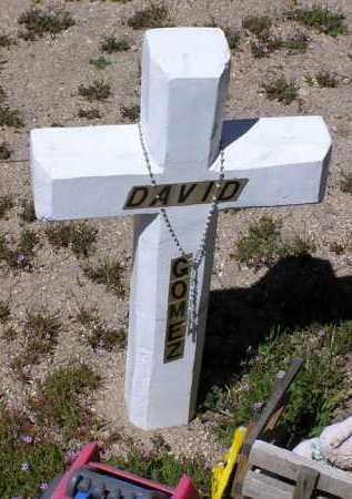 GOMEZ, DAVID - Yavapai County, Arizona | DAVID GOMEZ - Arizona Gravestone Photos