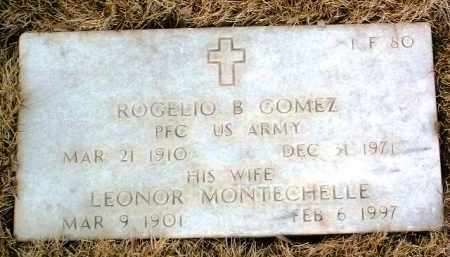 GOMEZ, ROGELIO B. - Yavapai County, Arizona | ROGELIO B. GOMEZ - Arizona Gravestone Photos
