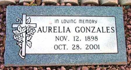 GONZALES, AURELIA - Yavapai County, Arizona | AURELIA GONZALES - Arizona Gravestone Photos