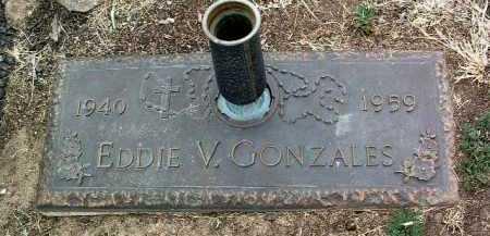 GONZALES, EDWARD VARGAS - Yavapai County, Arizona | EDWARD VARGAS GONZALES - Arizona Gravestone Photos
