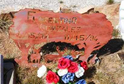 GONZALES, FLORENTINO - Yavapai County, Arizona | FLORENTINO GONZALES - Arizona Gravestone Photos