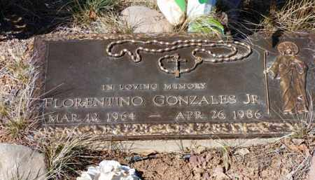 GONZALES, FLORENTINO, JR. - Yavapai County, Arizona | FLORENTINO, JR. GONZALES - Arizona Gravestone Photos