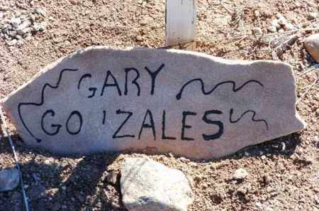 GONZALES, GARY - Yavapai County, Arizona   GARY GONZALES - Arizona Gravestone Photos