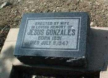 GONZALES, JESUS MACIAS - Yavapai County, Arizona | JESUS MACIAS GONZALES - Arizona Gravestone Photos