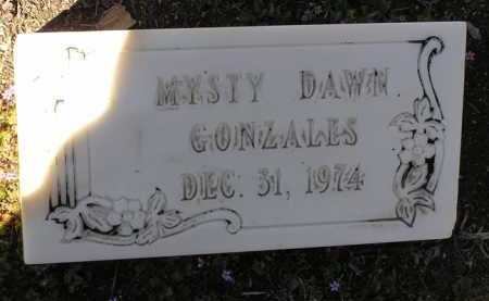 GONZALES, MYSTY DAWN - Yavapai County, Arizona | MYSTY DAWN GONZALES - Arizona Gravestone Photos