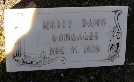 GONZALES, MYSTY DAWN - Yavapai County, Arizona   MYSTY DAWN GONZALES - Arizona Gravestone Photos