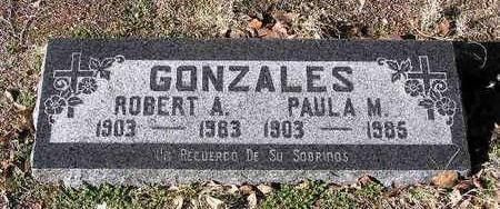 GONZALES, ROBERT A. - Yavapai County, Arizona | ROBERT A. GONZALES - Arizona Gravestone Photos