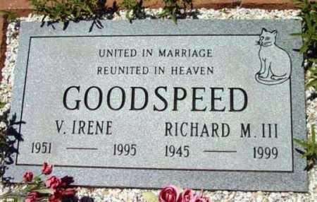 GOODSPEED, RICHARD M. - Yavapai County, Arizona | RICHARD M. GOODSPEED - Arizona Gravestone Photos