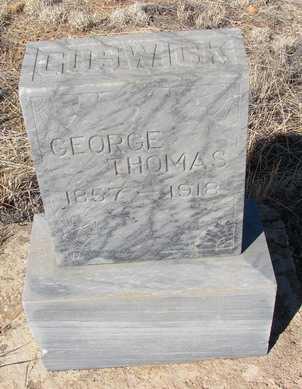 GOSWICK, GEORGE THOMAS - Yavapai County, Arizona | GEORGE THOMAS GOSWICK - Arizona Gravestone Photos