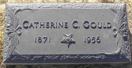 GOULD, CATHERINE C. - Yavapai County, Arizona   CATHERINE C. GOULD - Arizona Gravestone Photos