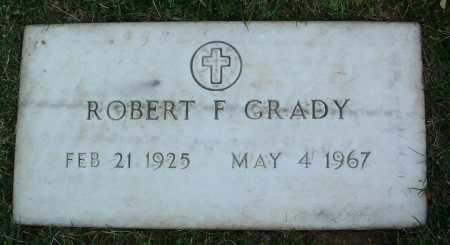GRADY, ROBERT FAISON - Yavapai County, Arizona   ROBERT FAISON GRADY - Arizona Gravestone Photos