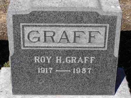 GRAFF, ROY HICKS - Yavapai County, Arizona | ROY HICKS GRAFF - Arizona Gravestone Photos