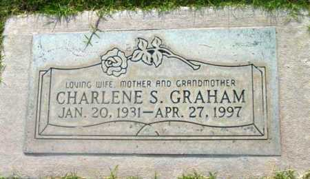 SIMPSON GRAHAM, C. S. - Yavapai County, Arizona | C. S. SIMPSON GRAHAM - Arizona Gravestone Photos