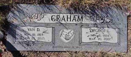MASON GRAHAM, VIRGINIA - Yavapai County, Arizona   VIRGINIA MASON GRAHAM - Arizona Gravestone Photos
