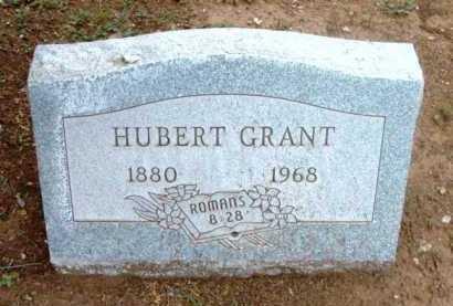 GRANT, HUBERT - Yavapai County, Arizona   HUBERT GRANT - Arizona Gravestone Photos