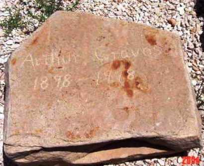 GRAVES, ARTHUR - Yavapai County, Arizona | ARTHUR GRAVES - Arizona Gravestone Photos