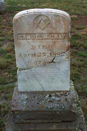 GRAY, SAMUEL MARKS - Yavapai County, Arizona   SAMUEL MARKS GRAY - Arizona Gravestone Photos