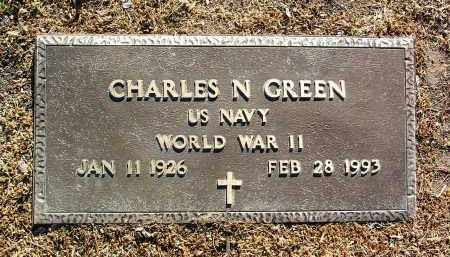 GREEN, CHARLES NORMAN - Yavapai County, Arizona | CHARLES NORMAN GREEN - Arizona Gravestone Photos