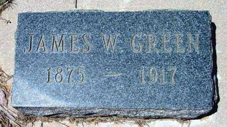 GREEN, JAMES W. - Yavapai County, Arizona | JAMES W. GREEN - Arizona Gravestone Photos