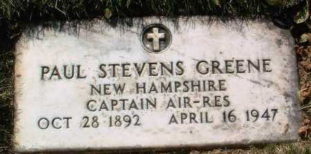GREENE, PAUL STEVENS - Yavapai County, Arizona | PAUL STEVENS GREENE - Arizona Gravestone Photos