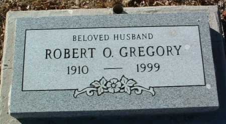 GREGORY, ROBERT O. - Yavapai County, Arizona | ROBERT O. GREGORY - Arizona Gravestone Photos