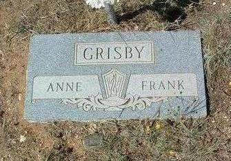 GRISBY, ANNE - Yavapai County, Arizona | ANNE GRISBY - Arizona Gravestone Photos