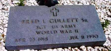 GULLETT, FRED LEE, SR. - Yavapai County, Arizona   FRED LEE, SR. GULLETT - Arizona Gravestone Photos