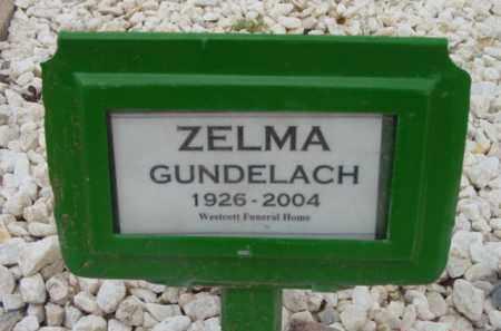 LEWIS GUNDELACH, Z. - Yavapai County, Arizona | Z. LEWIS GUNDELACH - Arizona Gravestone Photos