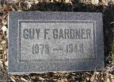 GARDNER, GUY FRENCH - Yavapai County, Arizona | GUY FRENCH GARDNER - Arizona Gravestone Photos
