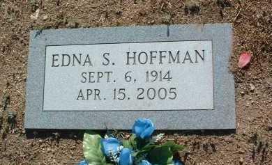 SALRIN HOFFMAN, EDNA I. - Yavapai County, Arizona | EDNA I. SALRIN HOFFMAN - Arizona Gravestone Photos