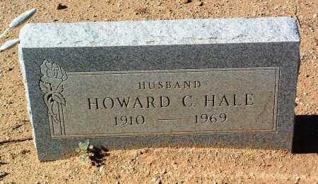 HALE, HOWARD C. - Yavapai County, Arizona   HOWARD C. HALE - Arizona Gravestone Photos
