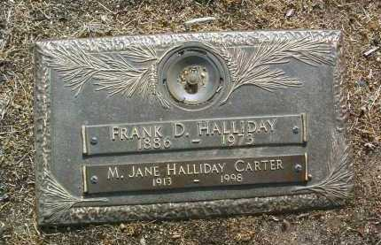 CARTER, MARY JANE - Yavapai County, Arizona | MARY JANE CARTER - Arizona Gravestone Photos