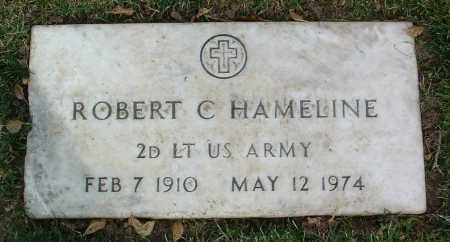 HAMELINE, ROBERT CARROLL - Yavapai County, Arizona | ROBERT CARROLL HAMELINE - Arizona Gravestone Photos
