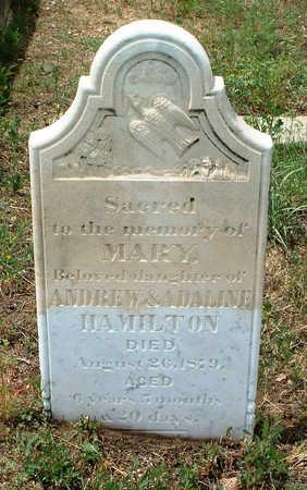 HAMILTON, MARY - Yavapai County, Arizona | MARY HAMILTON - Arizona Gravestone Photos
