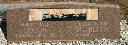 HAMILTON, PRISCILLA HOPE - Yavapai County, Arizona   PRISCILLA HOPE HAMILTON - Arizona Gravestone Photos